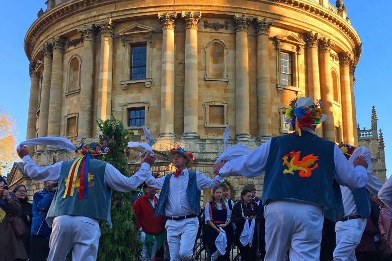 Oxford's May Morning